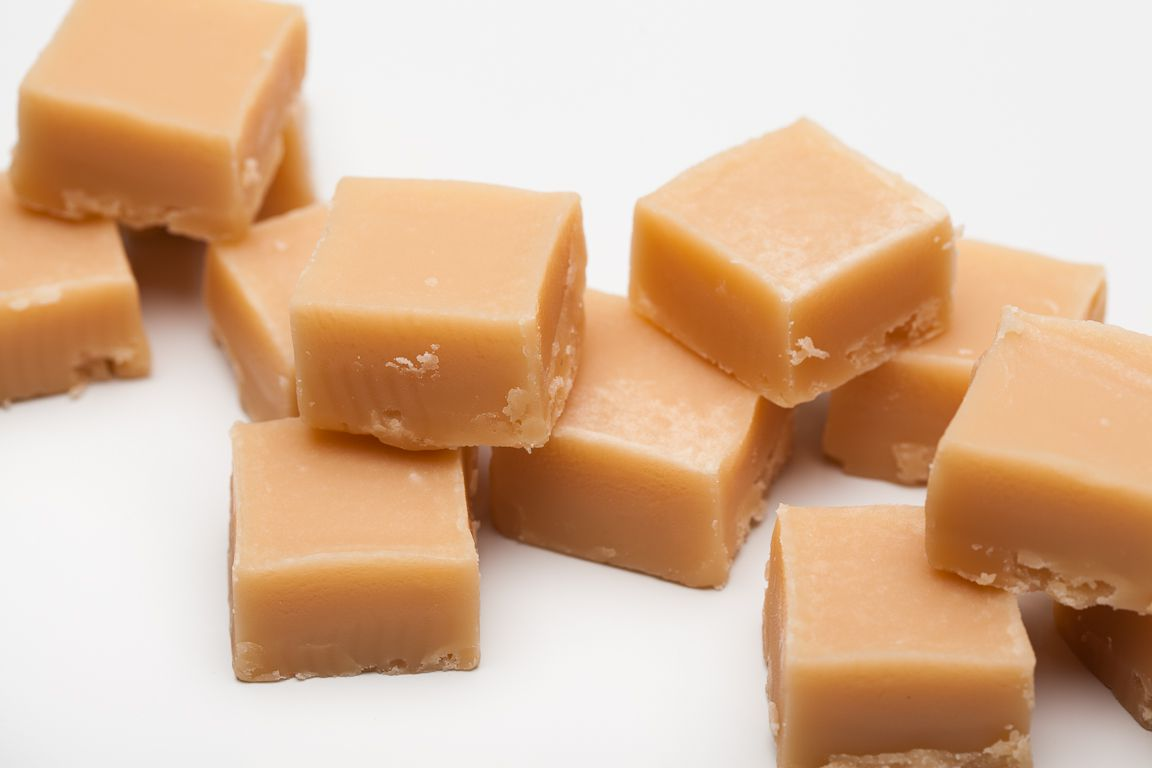 All Butter Soft Fudge - Thomas the Baker blog