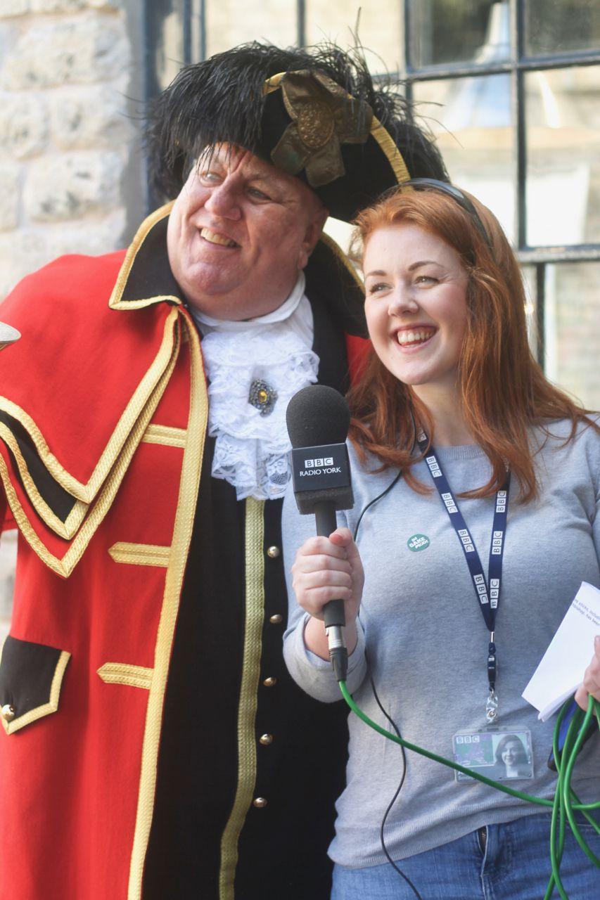 Thomas of Helmsley Grand Opening - BBC Radio York