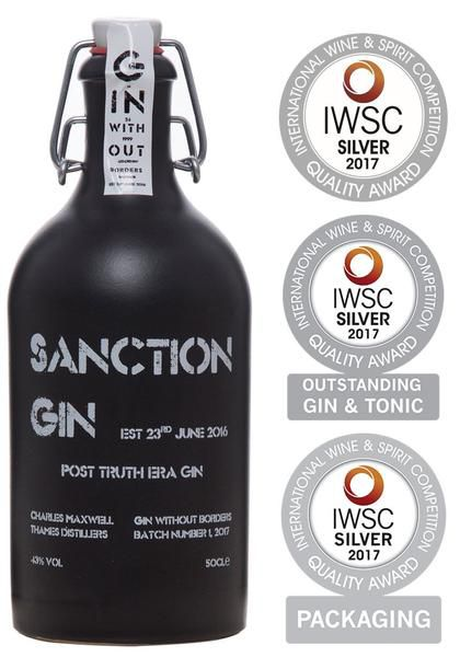 Sanction Gin