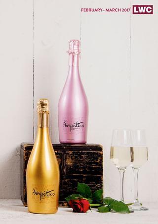 Simpatico Gold & Pink prosecco