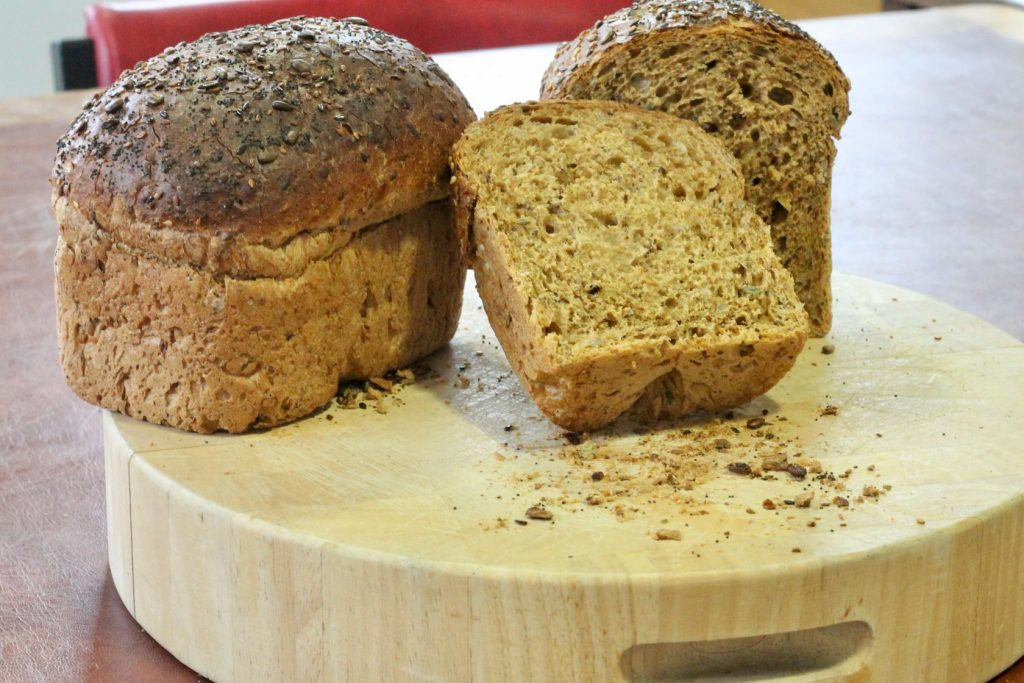 Video: Launching our new High Fibre Multi Seed Loaf