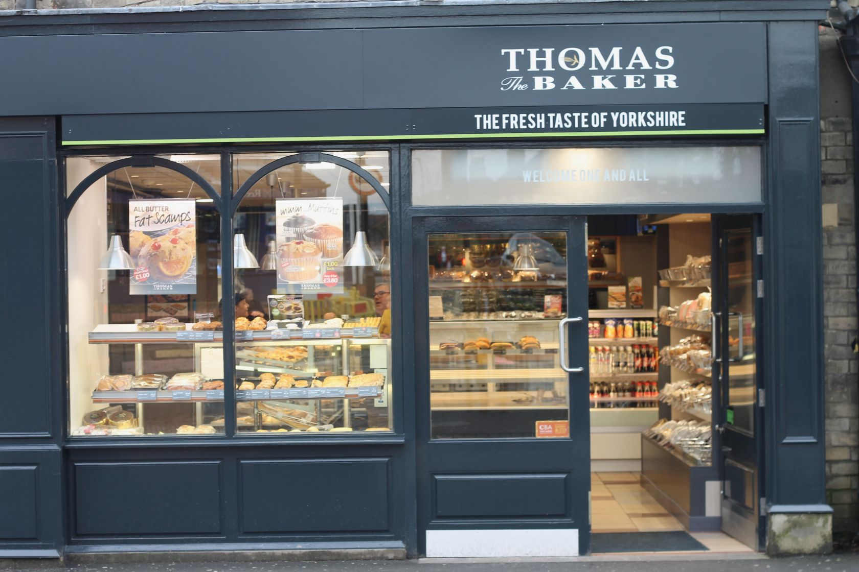 Thomas the Baker Acomb
