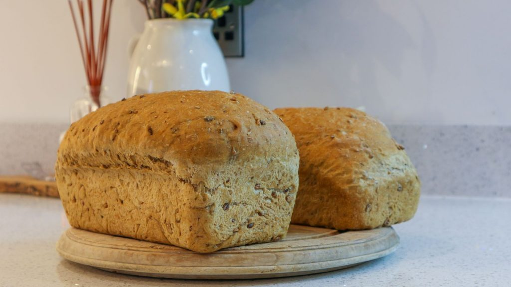 Thomas the Baker homemade Country Crunch bread
