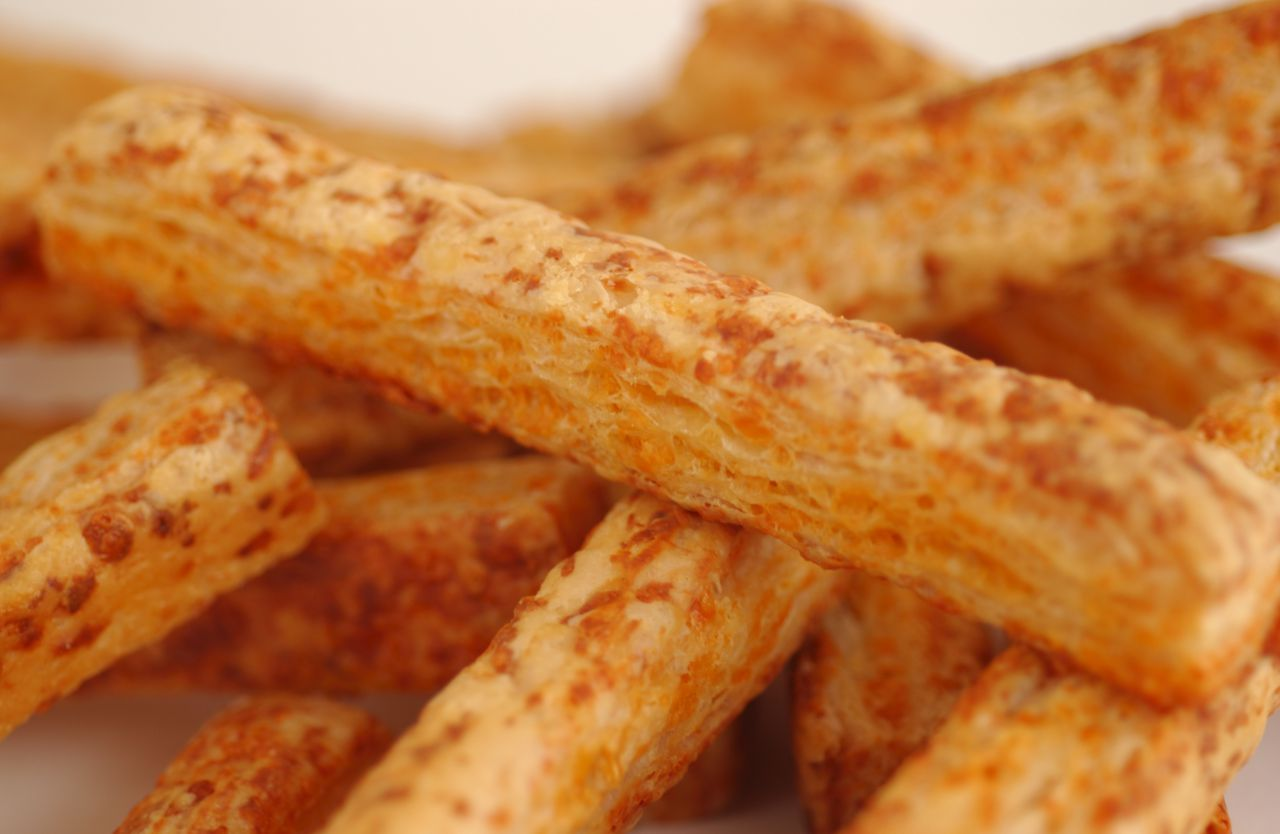 Cheese Straws - Thomas the Baker
