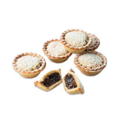 6 Sweet Mince Pies